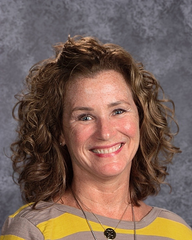 Mary Pat Currin - Reading Interventionist