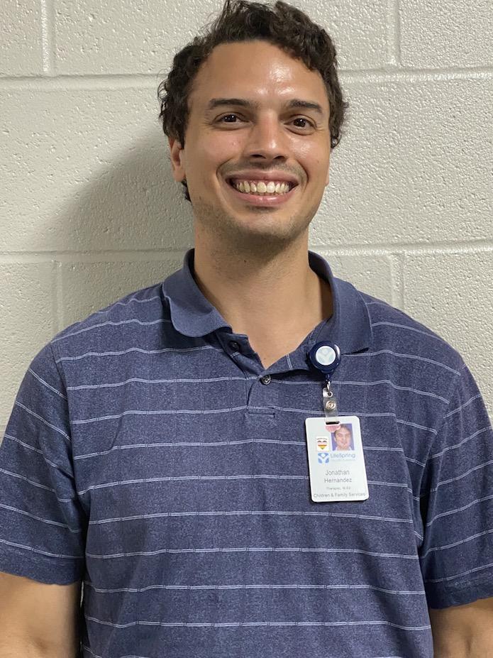 Jonathan Hernandez - School Based Therapist
